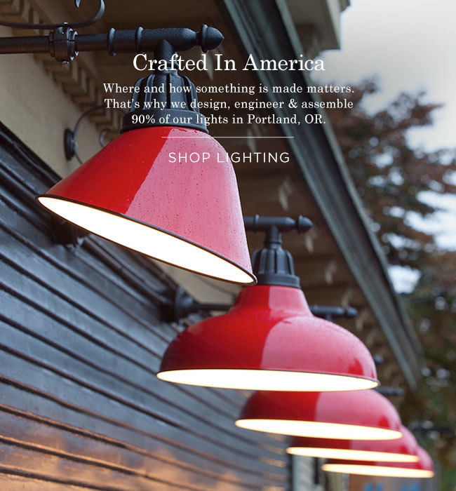 Crafted In America
