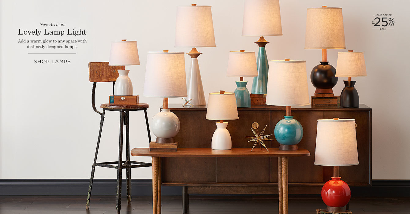 New Lamps to Love