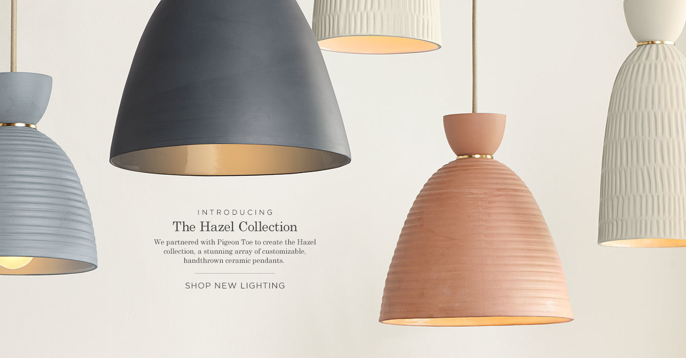 Introducing the Hazel Collection