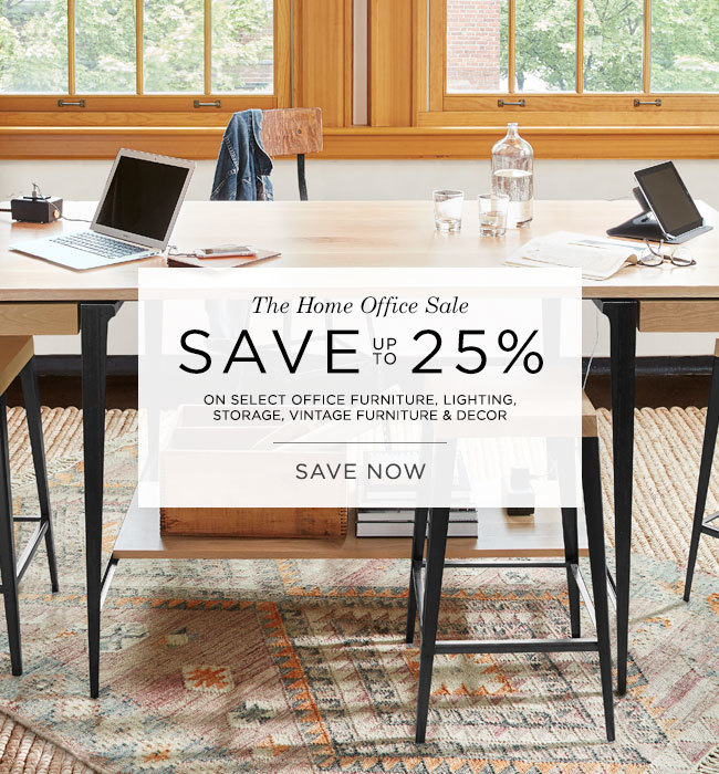 Save up to 25% on Home Office