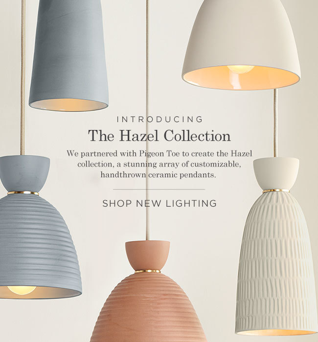 Shop The Hazel Collection