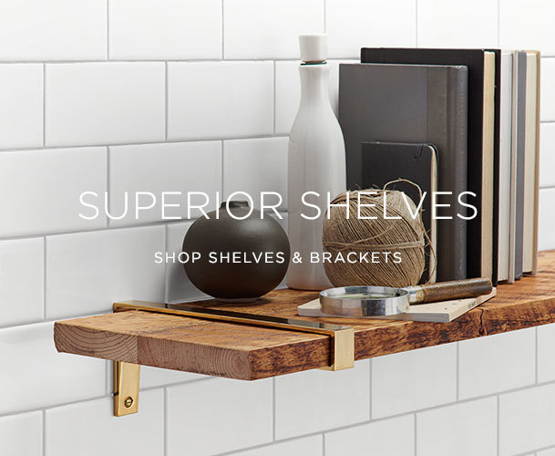 Superior Shelves
