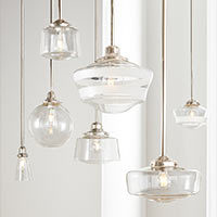pendants - Semi Flush Mount Lighting