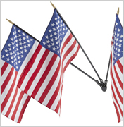 Flags & Flagpole Holders