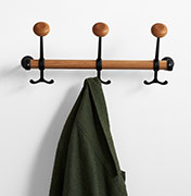 Hooks, Hook Racks & Label Holders