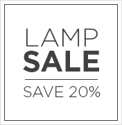 Lamps Sale - Save 20%