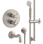 Shower Sets & Tub Fillers
