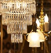 Restored Antique Lighting