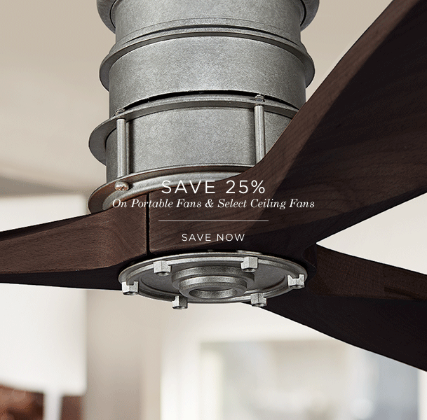 Save on Select Fans
