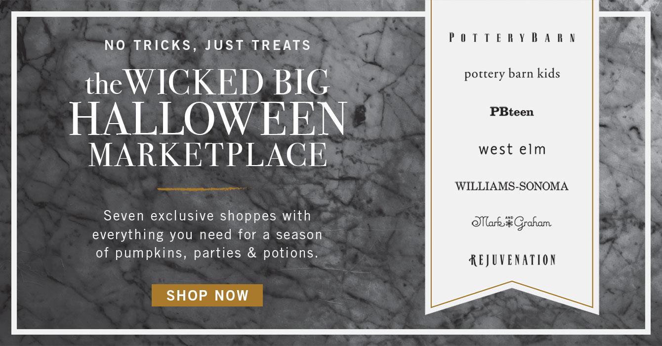 Shop The Wicked Big Halloween Marketplace