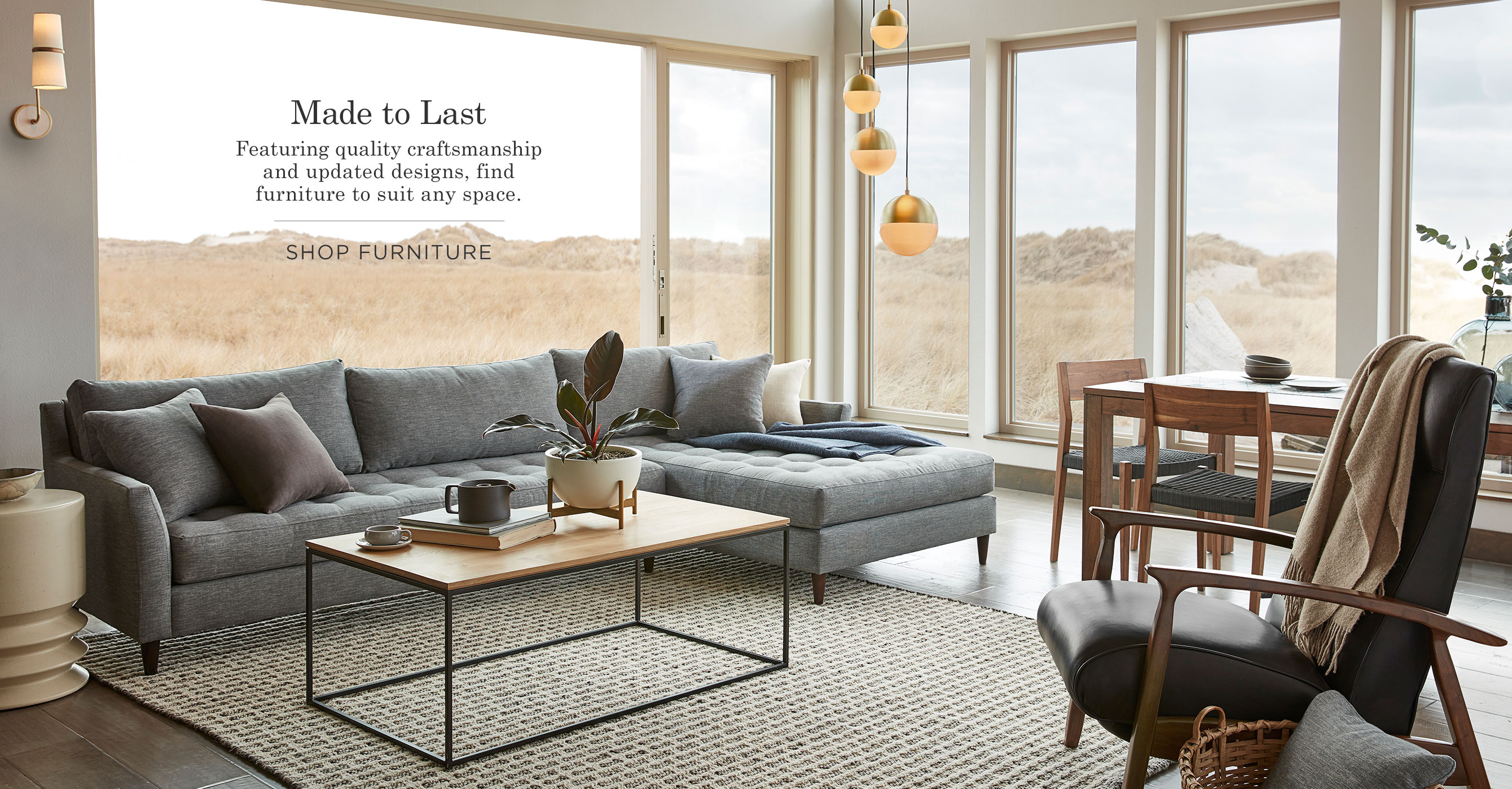 Furniture Made to Last