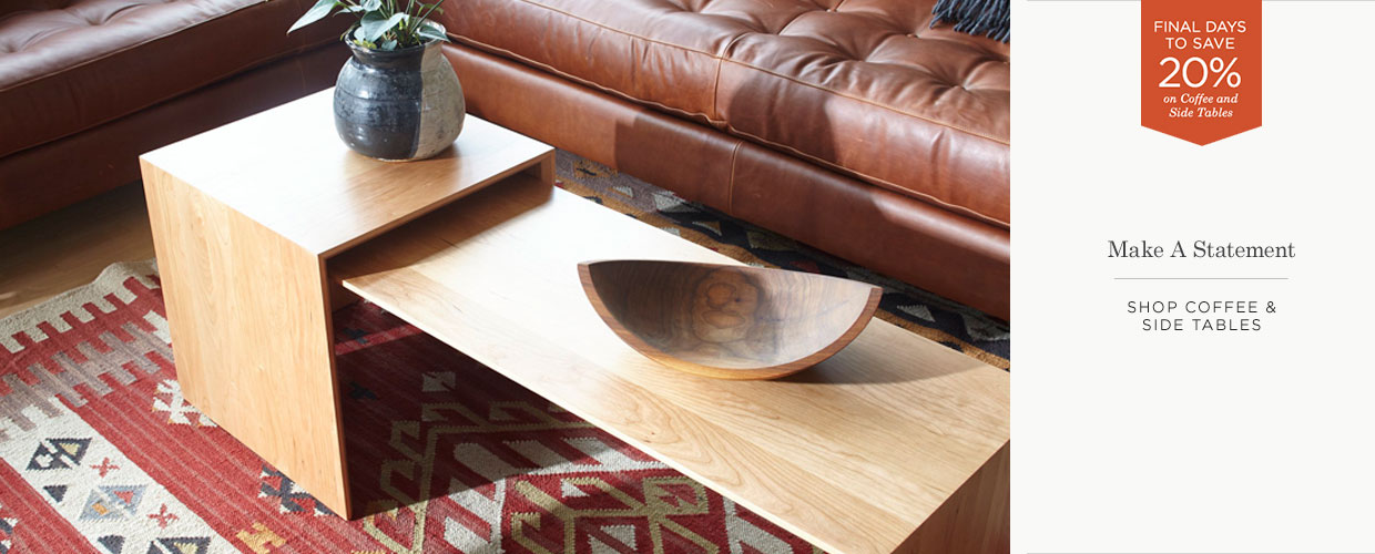 Shop Coffee & Side Tables