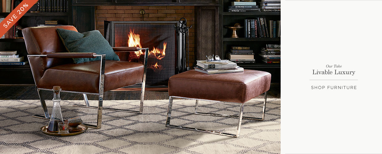 Save 20% on Furniture