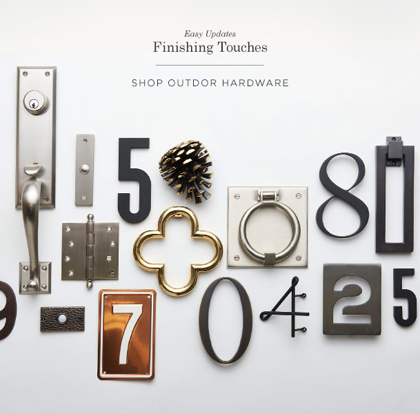 Shop Outdoor Hardware