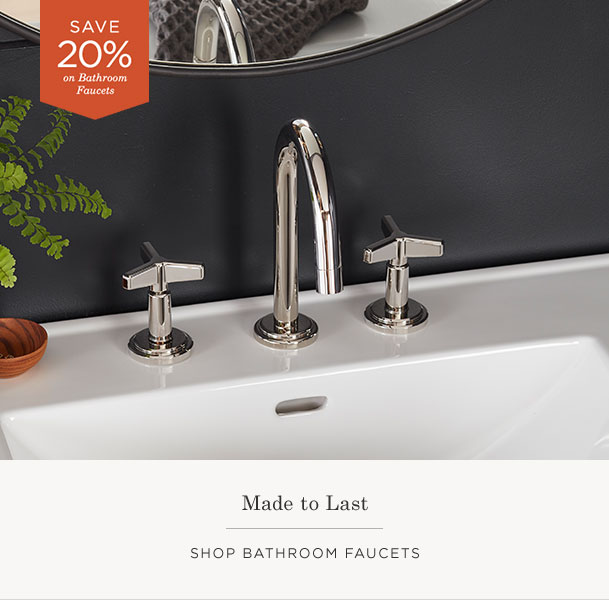 Shop Faucets