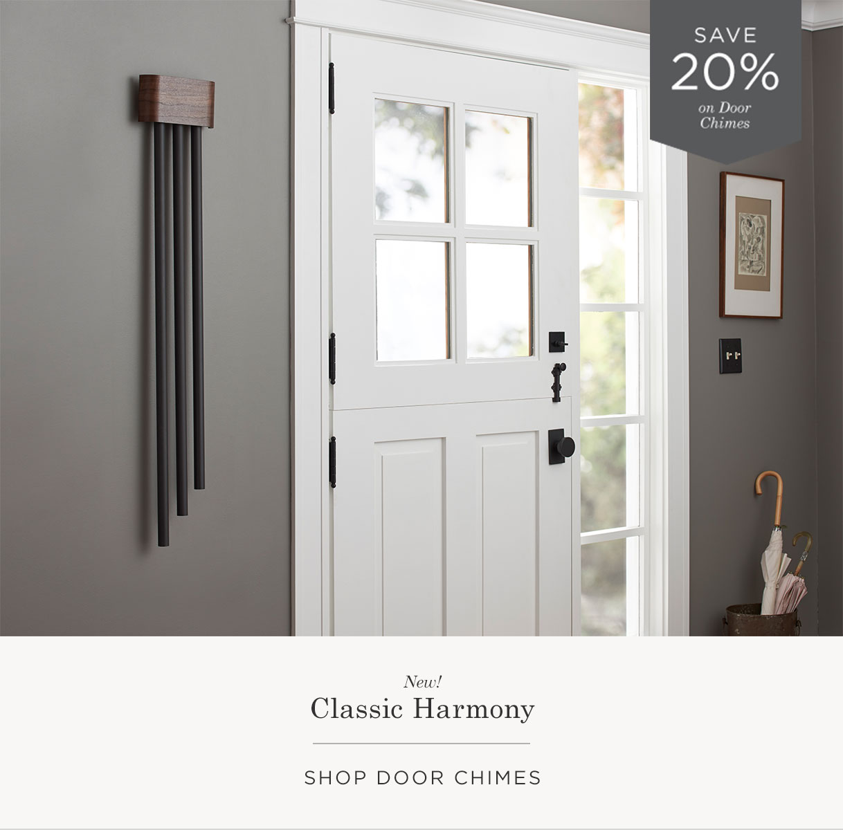 Shop Door Chimes