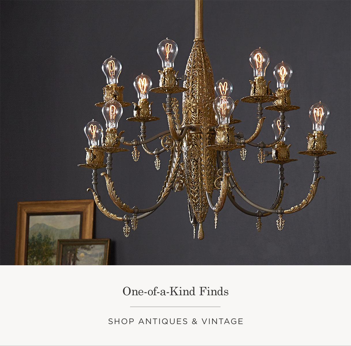 Shop Antiques &Vintage