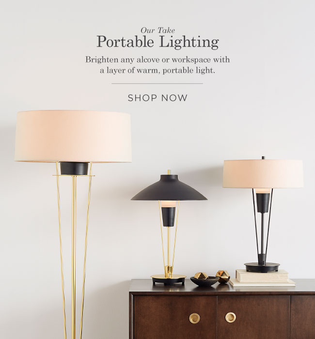 Our Take: Portable Lighting