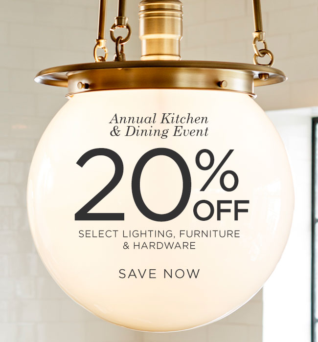 Annual Kitchen & Dining Event