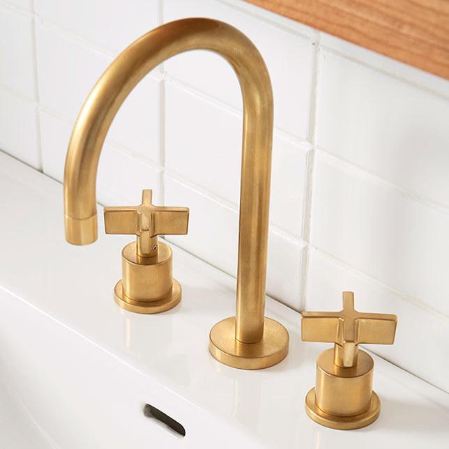 Bathroom Faucet Hard To Turn bath | rejuvenation