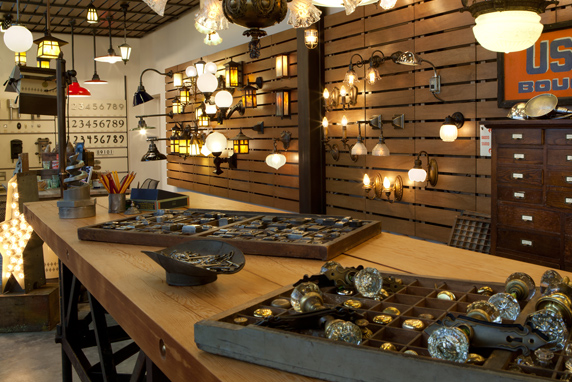 Berkeley Bay Area Lighting Store Rejuvenation