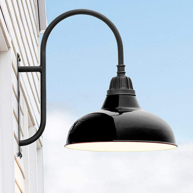 Outdoor Warehouse Light: Rejuvenation