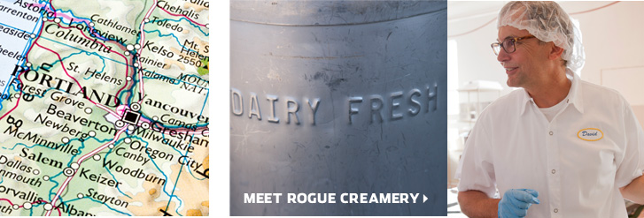 Meet Rogue Creamery