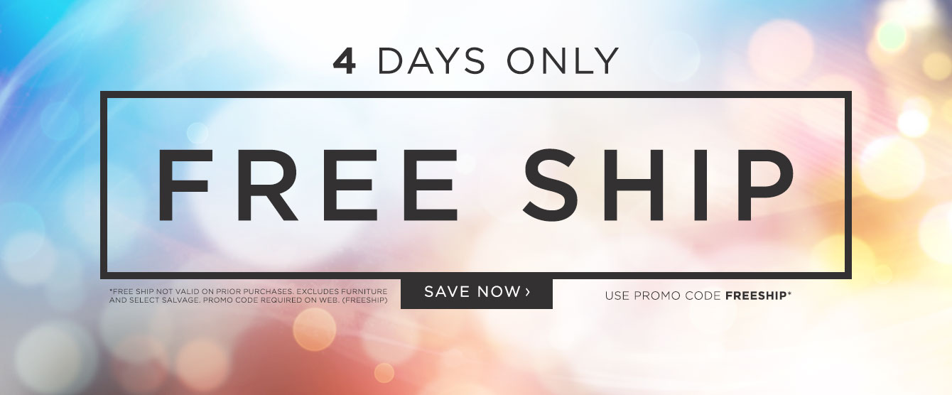 FREESHIP - 4 Days Only