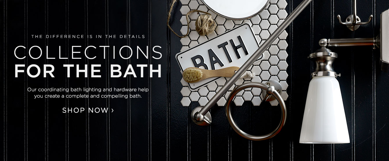 Bath: The Difference is in the Details