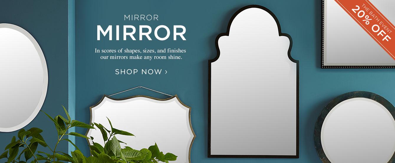 Mirror, Mirror . . .