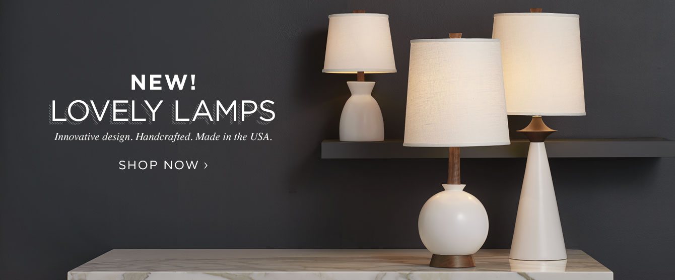 NEW lovely Lamps