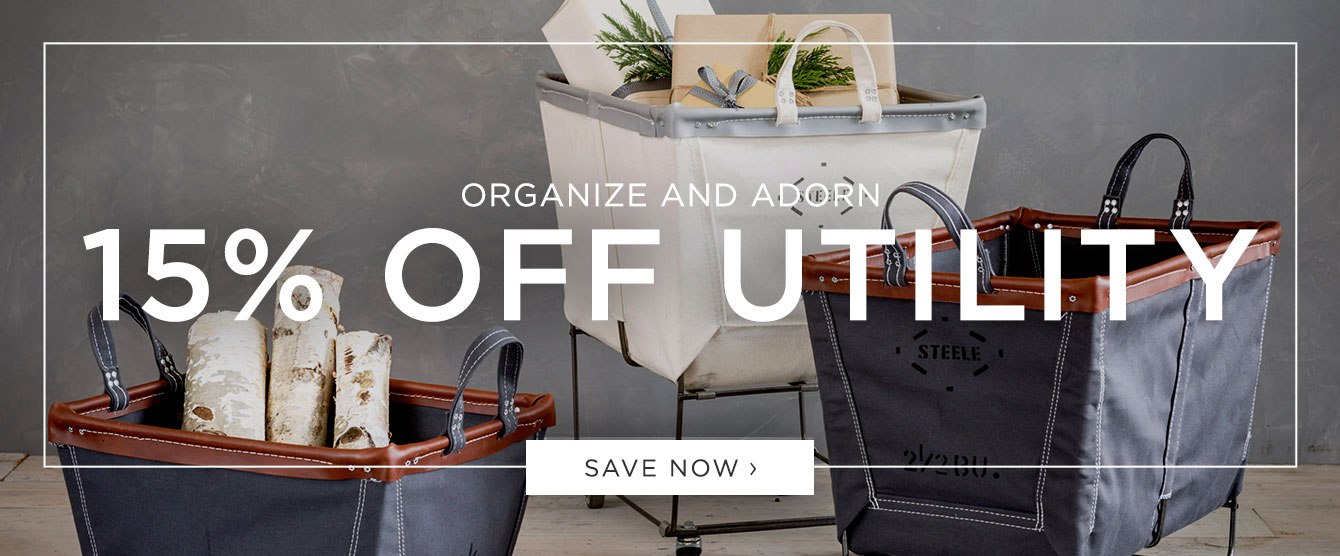 15% Off Utility
